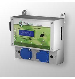 Techgrow TechGrow T-2 Pro Co2-Regler 7A (ohne S-4-Sensor)
