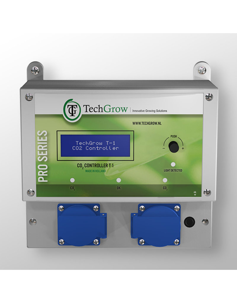 Techgrow TechGrow T-1 Pro Co2 controller (excluding S-2 sensor)