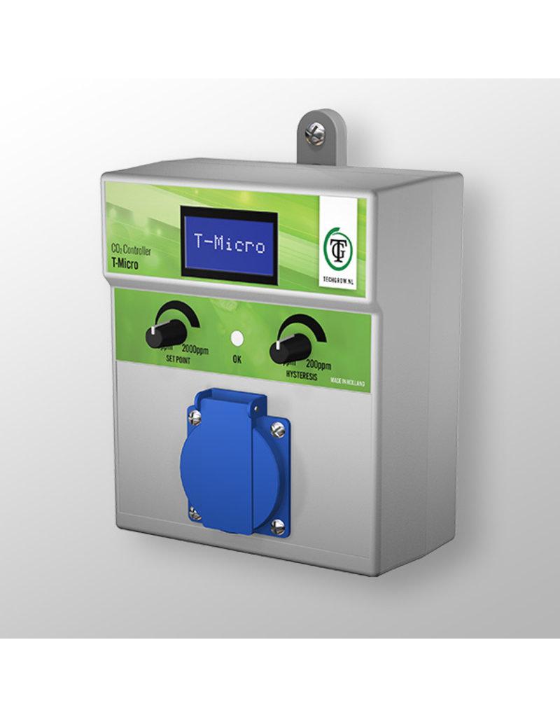 Techgrow TechGrow T-Micro Co2 controller (excluding S-2 sensor)