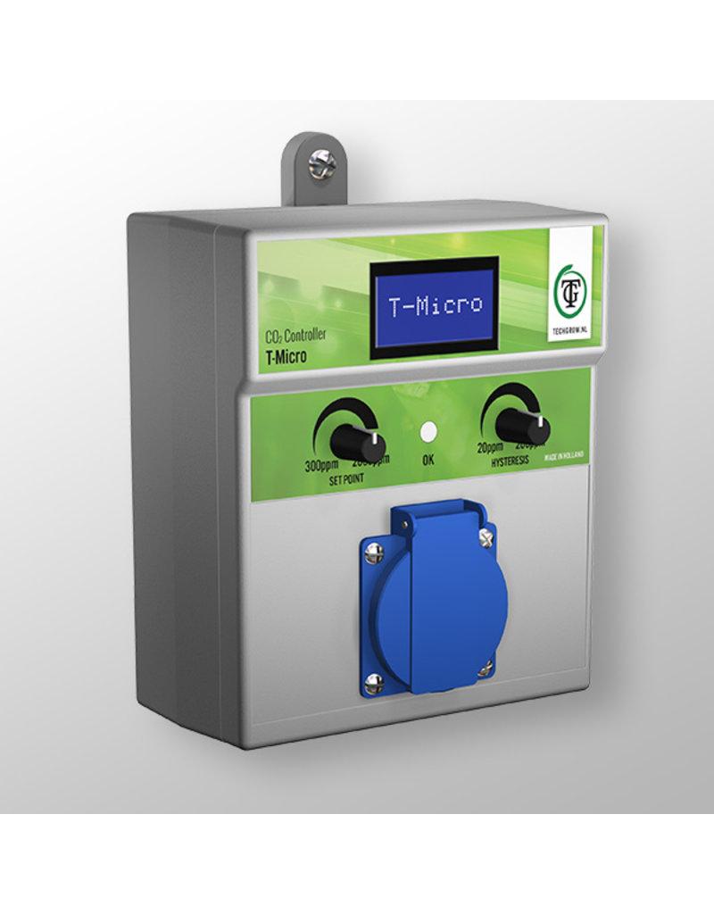 Techgrow TechGrow T-Micro Co2-Controller (ohne S-2-Sensor)