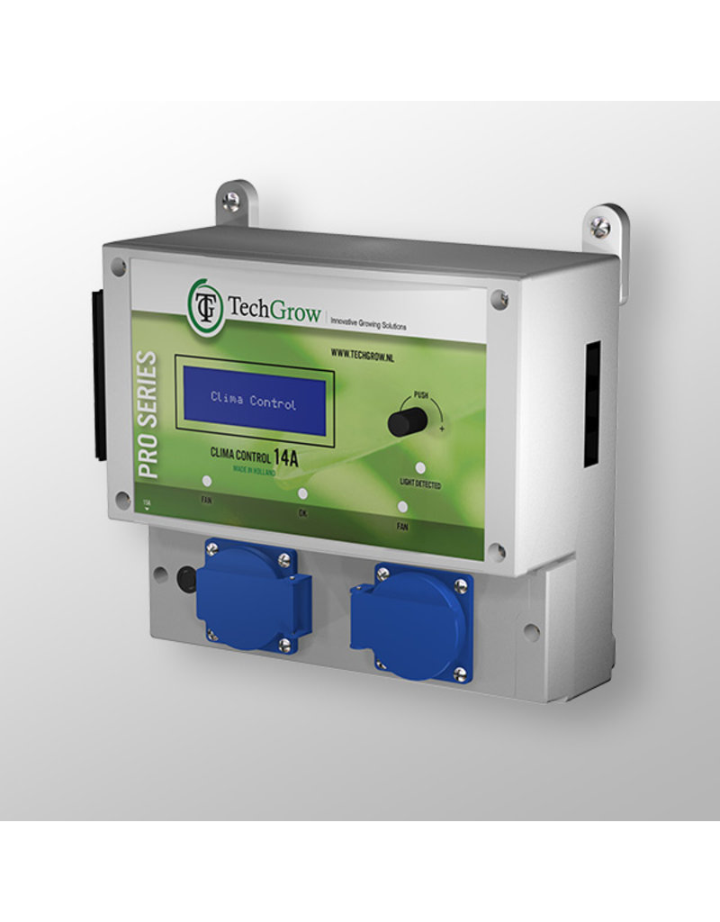 Techgrow TechGrow Clima Control 14A (excluding Temp / RH sensor)