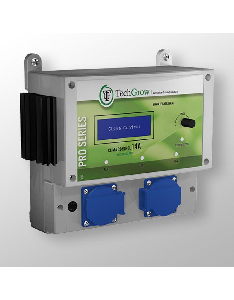 Techgrow TechGrow Clima Control 14A (ohne Temp / RH-Sensor)