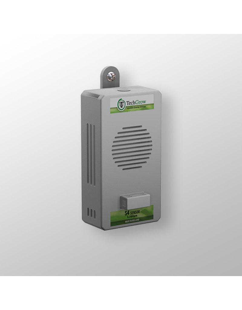 Techgrow TechGrow Sensor S-4 / 0-2.000ppm  (auto calibrate)