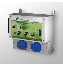 Techgrow TechGrow Clima Control Basic Plus 14A (incl Temp probe 5M)