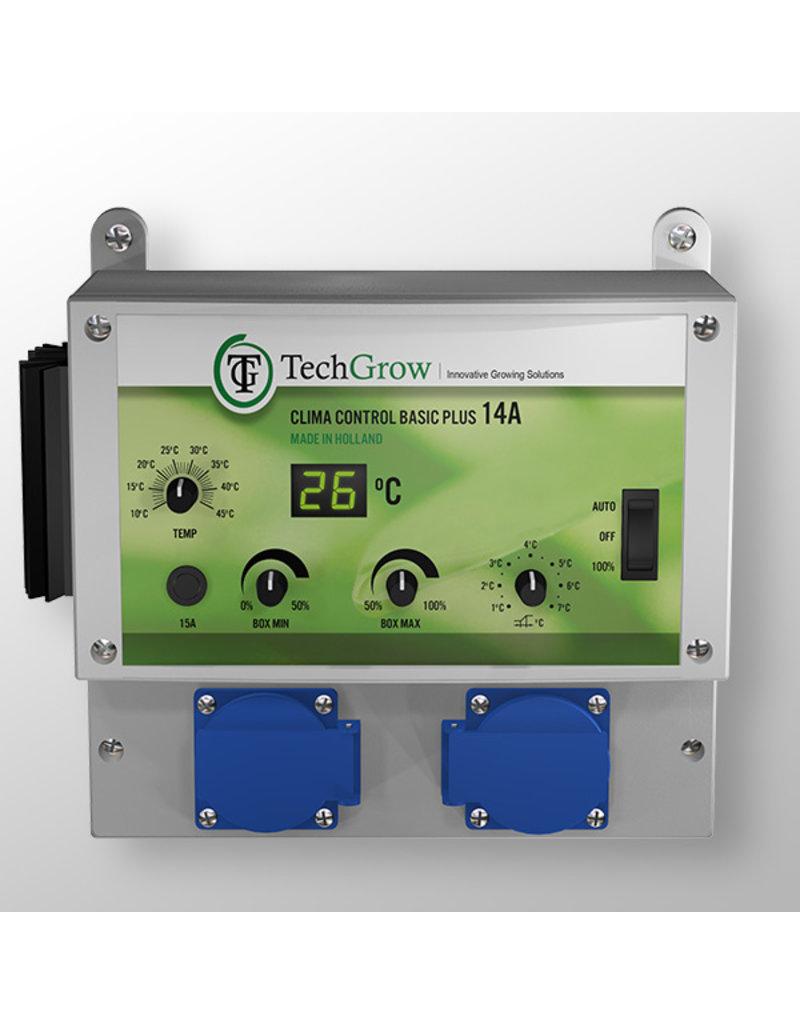 Techgrow TechGrow Clima Control Basic Plus 14A (inkl. Temperaturfühler 5M)