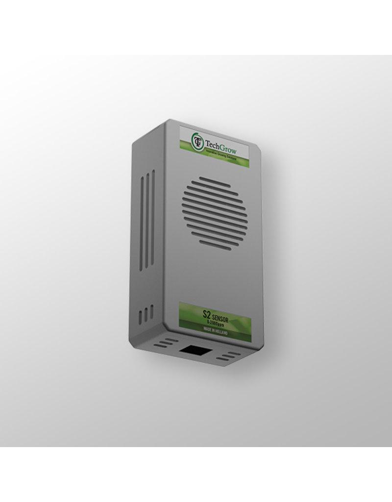 Techgrow TechGrow Sensor S-2 / 0-2,000ppm (auto calibrate)