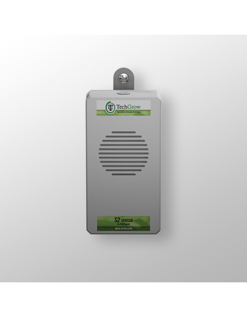 Techgrow TechGrow Sensor S-2 / 0-2.000ppm (Co2, light)
