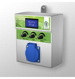 Techgrow TechGrow Clima Micro Plus 5A (Temperatur-Luftfeuchtigkeit) (ohne Temperatur- / Luftfeuchtigkeitssensor)