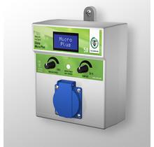 TechGrow Clima Micro Plus 5A (Mindestgeschwindigkeit) (ohne Temperatursonde)