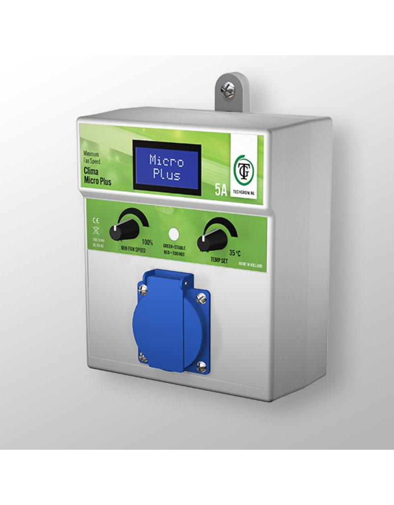 Techgrow TechGrow Clima Micro Plus 5A (Minimum speed) (excl temp probe)