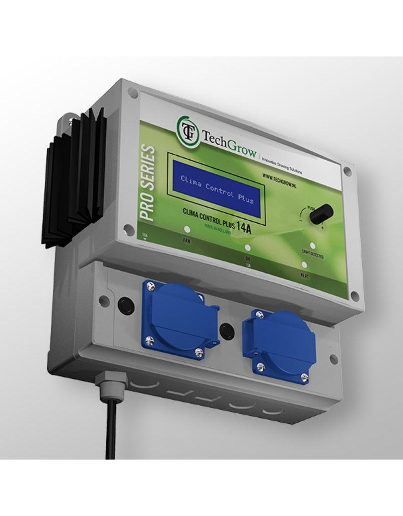 Techgrow TechGrow Clima Control Plus 14A (ohne Temperatur- / RH-Sensor)