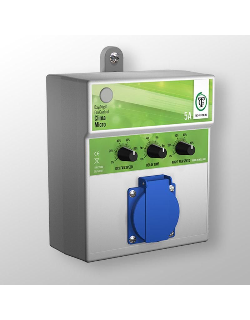 Techgrow TechGrow Day/night fan controller Micro 5A (int light sensor)