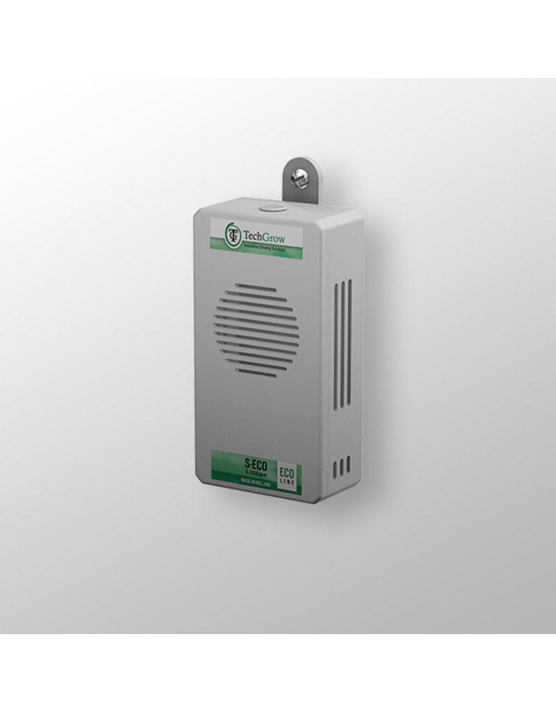 Techgrow TechGrow Sensor S-ECO / 0-2.000 ppm (CO2, leicht)