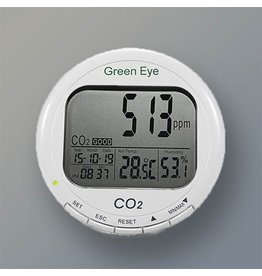 Techgrow TechGrow Green Eye Co2 Meter + Logger  CO2/Temp/RH + Logger