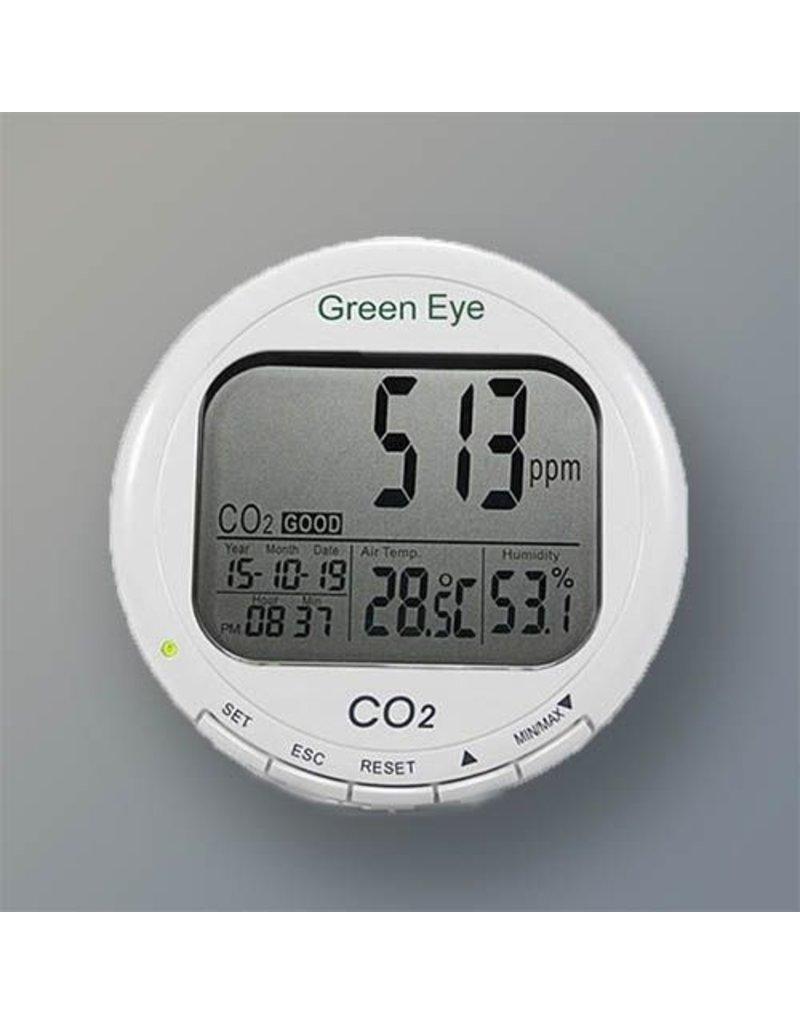 Techgrow TechGrow Green Eye CO2-Messgerät + Logger CO2 / Temp / RH + Logger