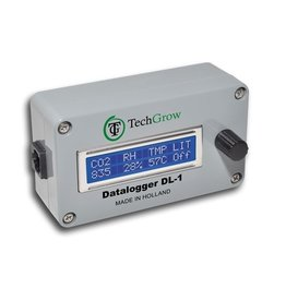 Techgrow TechGrow Datalogger DL-1 (incl software)