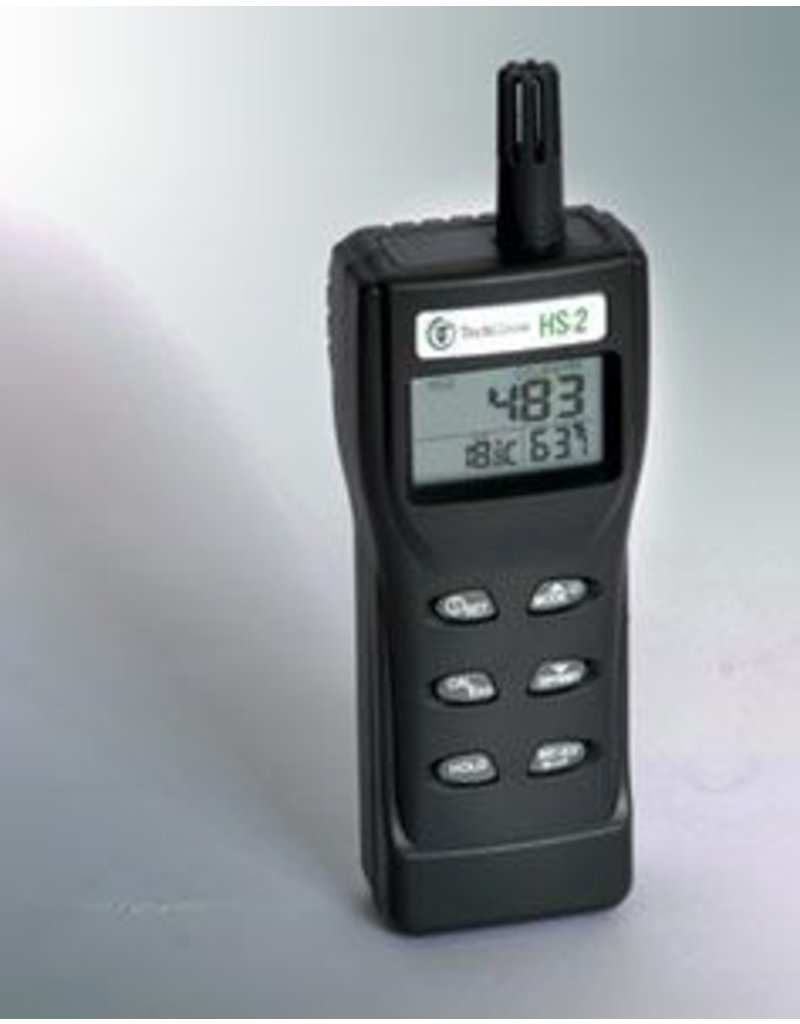 Techgrow Techgrow HS-2 tragbares CO2 / Temp / RH-Messgerät
