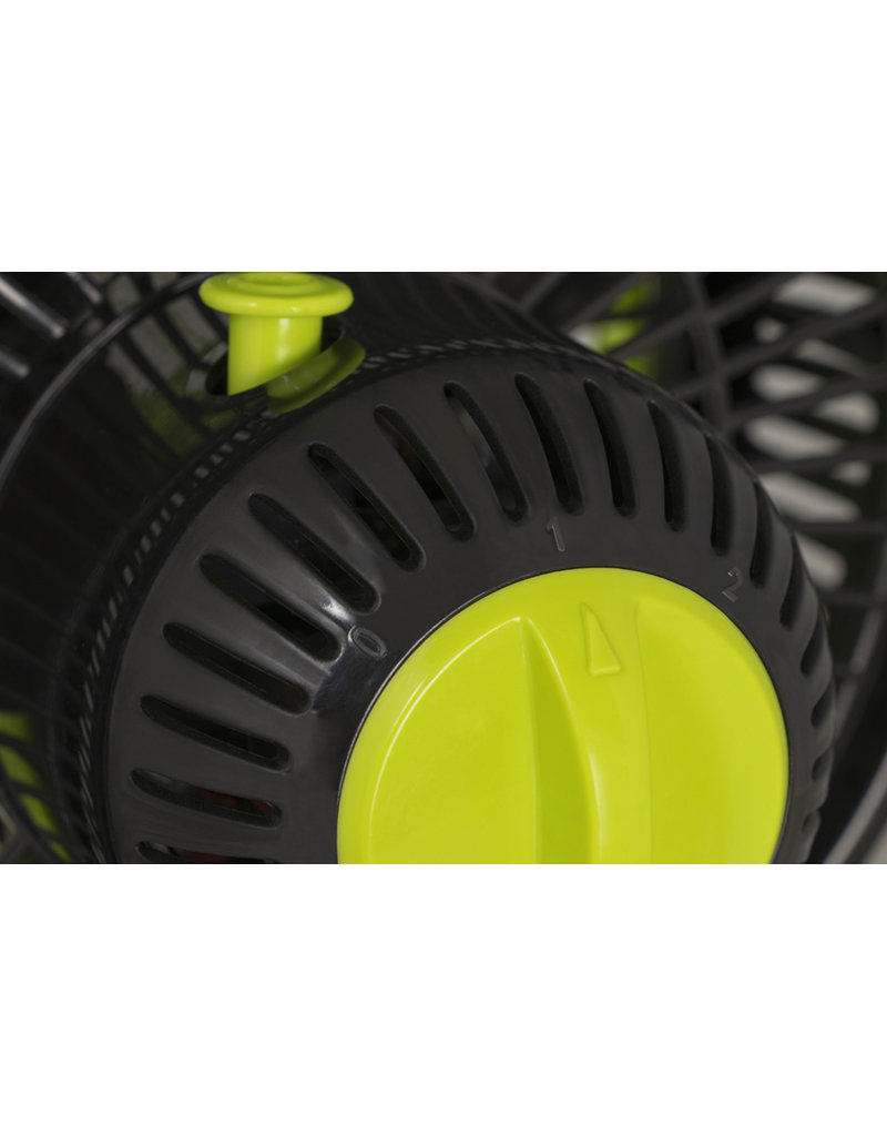 Garden High Pro Garden HighPro 25cm Clipfan Table Fan, 2-speed, swivel function