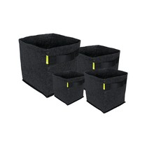 PROPOT 30L Fabric Pots met handvatten- 30 x 30 x 33 cm