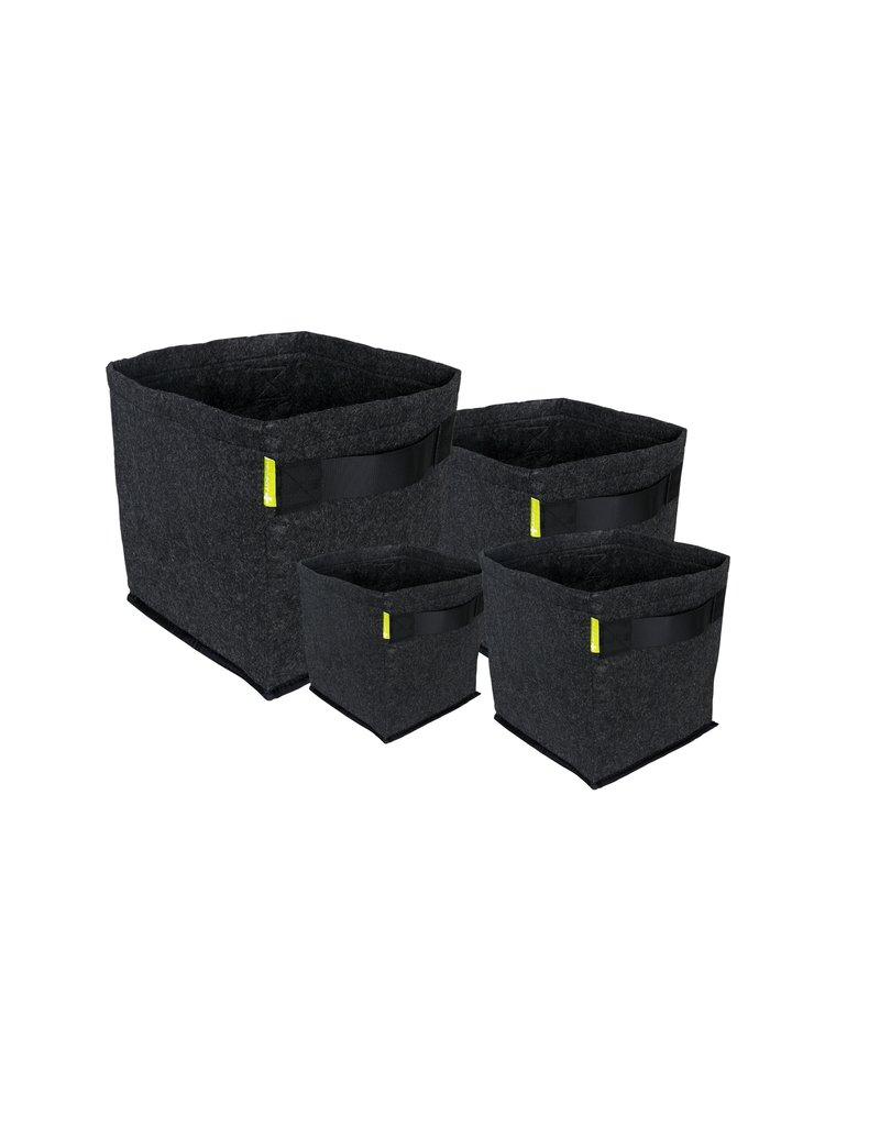 Garden High Pro PROPOT 30L Fabric Pots met handvatten- 30 x 30 x 33 cm