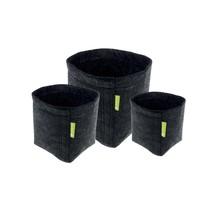 PROPOT 4L Fabric Pots - 15 x 15 x 20 cm