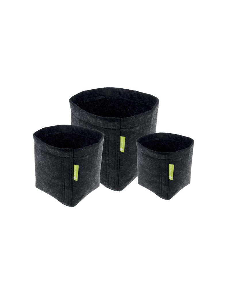 Garden High Pro PROPOT 4L Fabric Pots - 15 x 15 x 20 cm
