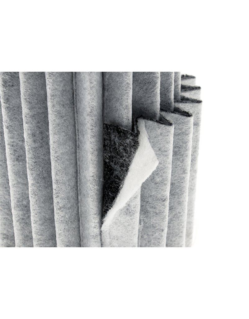Garden High Pro Carbon filter Air filter Garden Highpro 840m3 (160mm x 550mm)