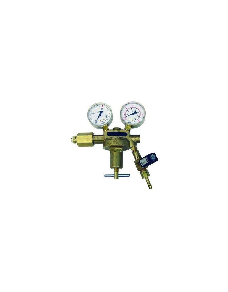 BTT Druckminderventil inklusive elektrischem Magnetventil
