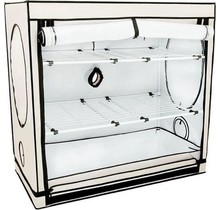 Kweektent Homebox Vista Medium - 125 x 65 x 120 cm