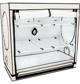 HOMEBOX Wachsen Zelt Homebox Vista Medium - 125 x 65 x 120 cm