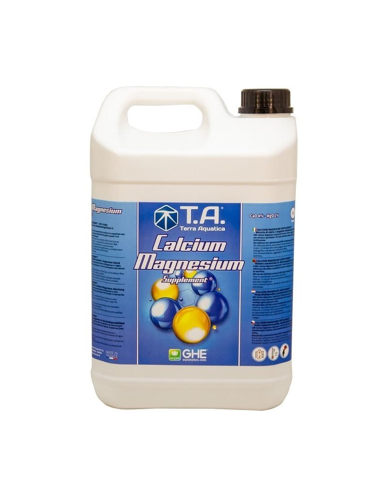 GHE GHE  CALCIUM MAGNESIUM SUPPLEMENT 5 liter