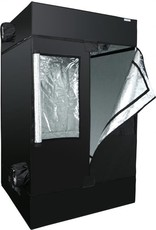 HOMEBOX KweektentHomeboxHomelab120-120x120x200cmsilver
