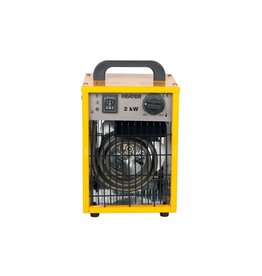 Dania Heater 2 kW 1000 & 2000 Watt / 230 V