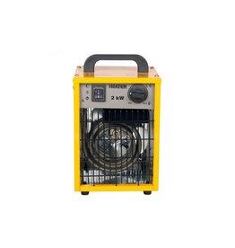 Dania Heizung 2 kW 1000 & 2000 Watt / 230 V.