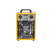 Heater 3.3 kW 1650 & 3300 Watt / 230 V