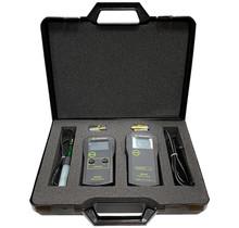 PH meter / EC Meter MW710, MW100 + MW302 in een Koffer
