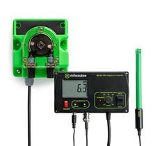 Milwaukee, pH controller MC720, including dosing pump MP810