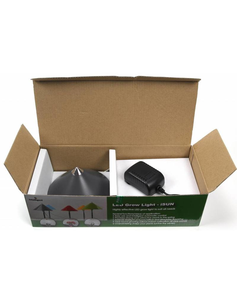 Parus LED Kweeklamp iSun-Pole 10 Watt Rood Met Controller