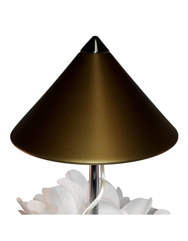 Parus LED Kweeklamp iSun-Pole 7 Watt Koper