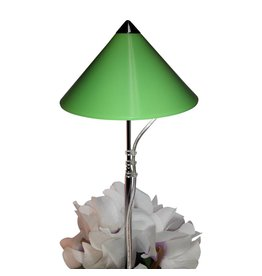 Parus LED wachsen Licht Isun-Pole 7 Watt Grün