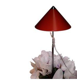 Parus LED wachsen Licht 10 Watt Red Isun Pole mit Steuerpult