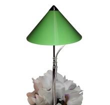 LED wachsen Licht 10 Watt Isun Pole Grün mit Controller-