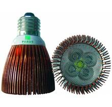 LED Kweeklamp E27 6 Watt SUN Groei/Bloei E06