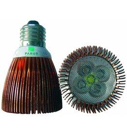 Parus LED Kweeklamp E27 6 Watt SUN Groei/Bloei E06