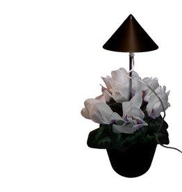 Parus LED Kweeklamp iSun-Pole 7 Watt Koper Met Controller