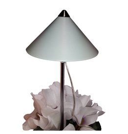 Parus LED Grow Light Isun Pole 7 Watt White With Controller