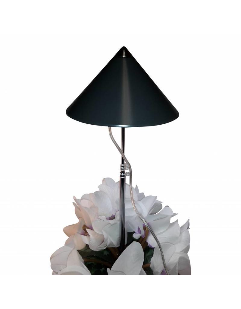 Parus LED wachsen Licht Isun Pole 10W Graphite