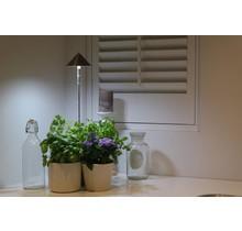 LED Kweeklamp iSun-Pole 10 Watt Graphite
