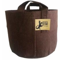 BOXER BROWN, 56 ltr met HANDVAT, 10st/bundel, 260gr/m2