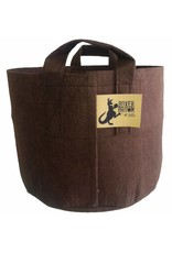 ROOTPOUCH BOXER BROWN met HANDVAT 127ltr 10st/bundel, 260gr/m2
